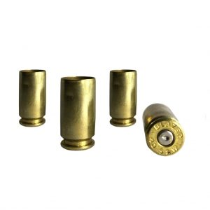 once fired 40 Smith and Wesson brass for reloading