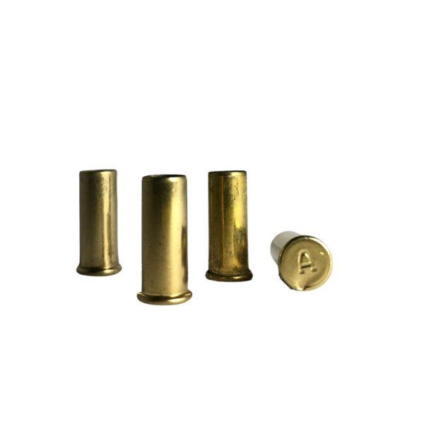 22 LR once fired brass