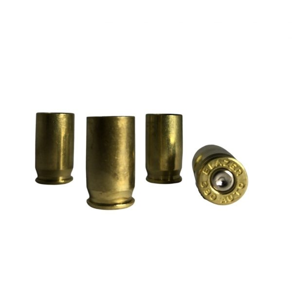 380 Auto Brass once fired