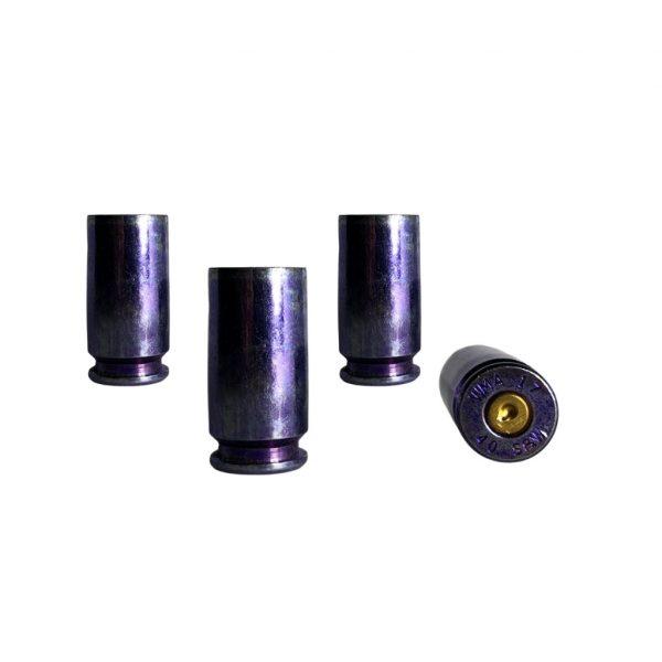 40 S&W Purple Brass