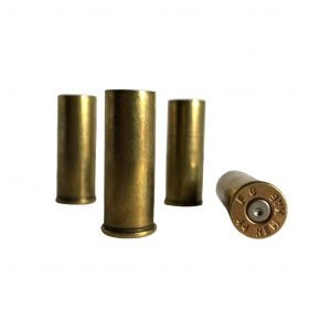 Once fired 44 Magnum Brass for reloading